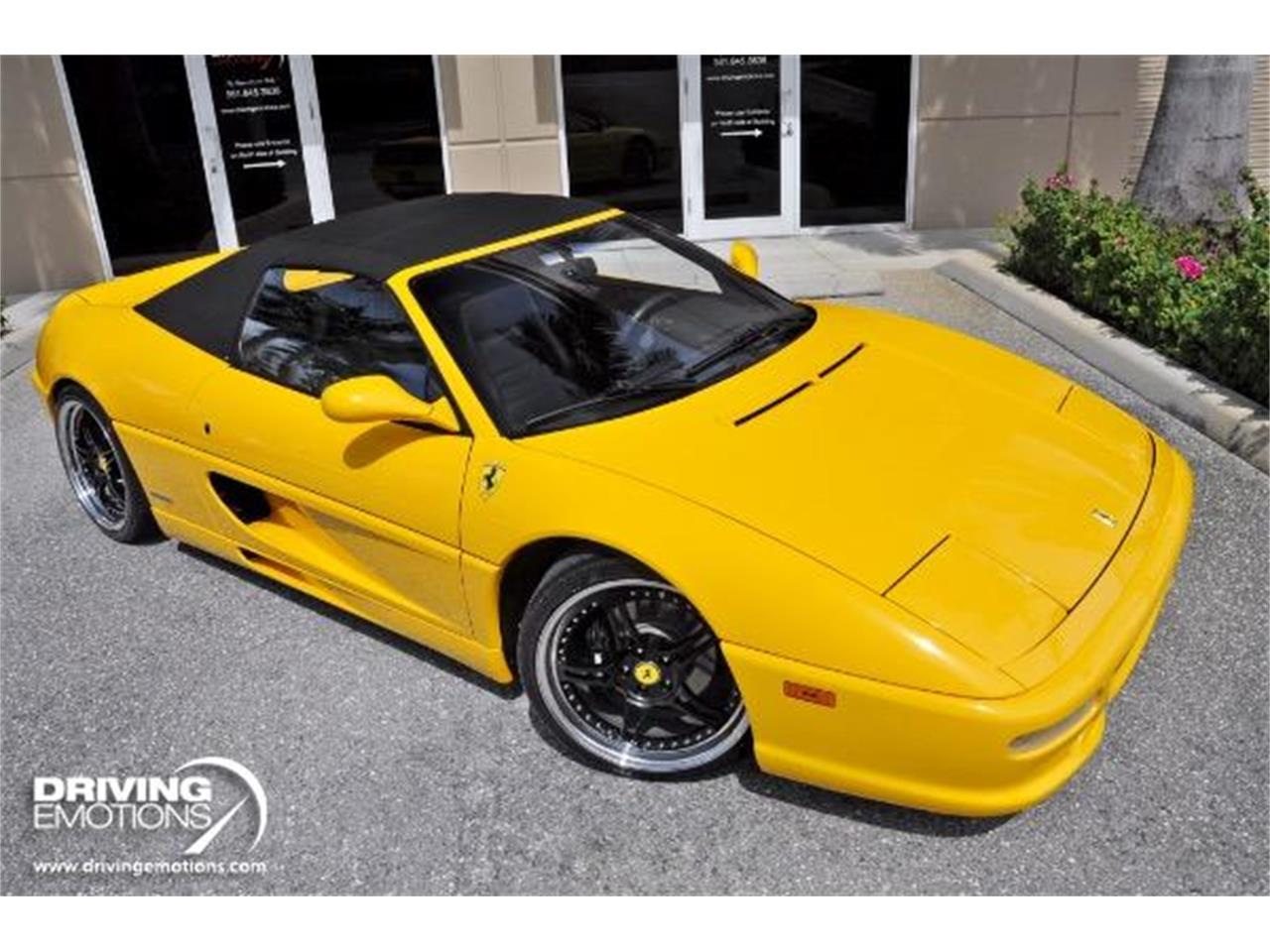 Large Picture of 1998 F355 Spider Offered by Driving Emotions, LLC - QQM3