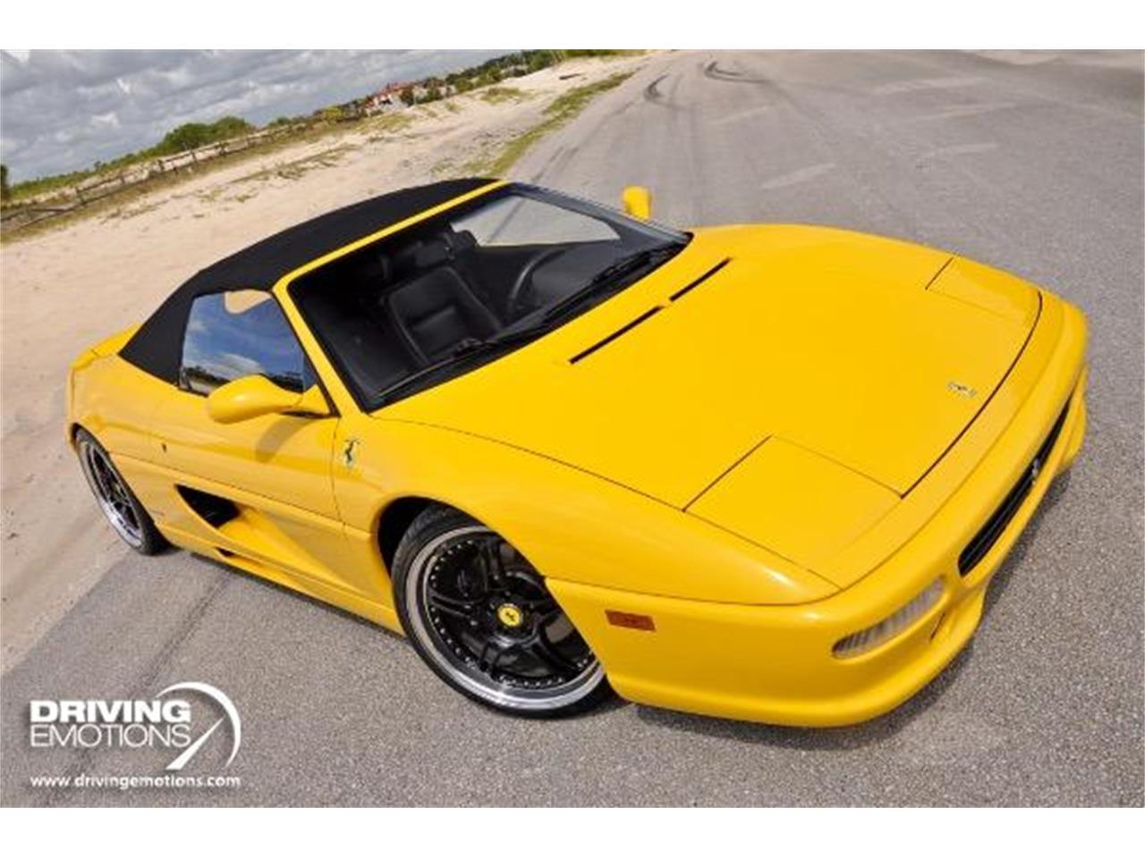 Large Picture of 1998 Ferrari F355 Spider located in Florida - $89,900.00 - QQM3