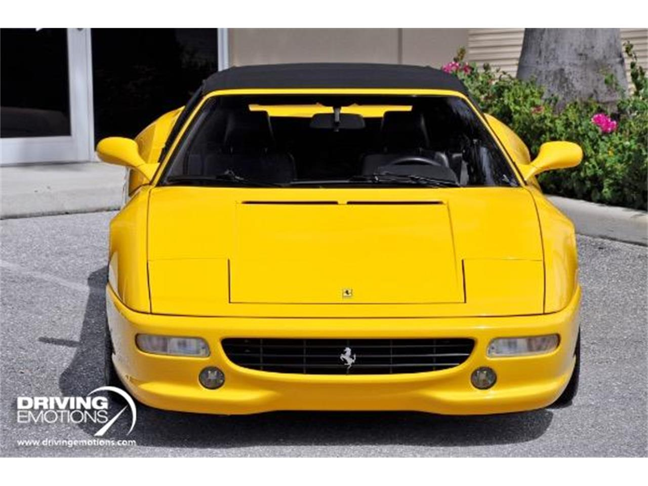Large Picture of 1998 Ferrari F355 Spider Offered by Driving Emotions, LLC - QQM3