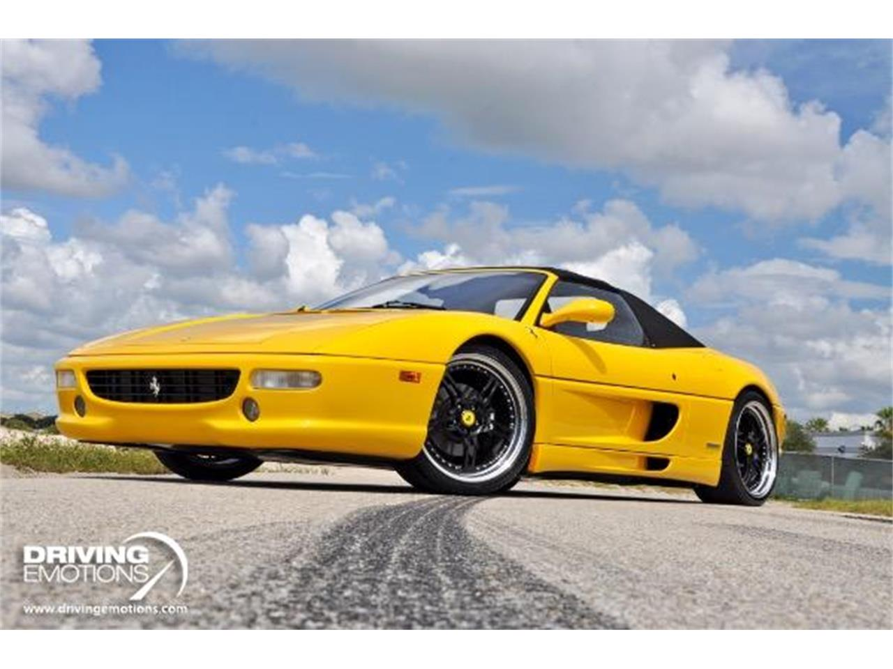 Large Picture of 1998 F355 Spider located in Florida - $89,900.00 Offered by Driving Emotions, LLC - QQM3