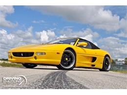 Picture of '98 Ferrari F355 Spider located in Florida Offered by Driving Emotions, LLC - QQM3