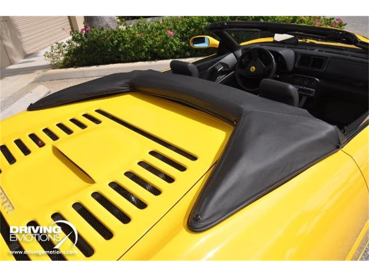 Large Picture of 1998 Ferrari F355 Spider located in Florida - $89,900.00 Offered by Driving Emotions, LLC - QQM3