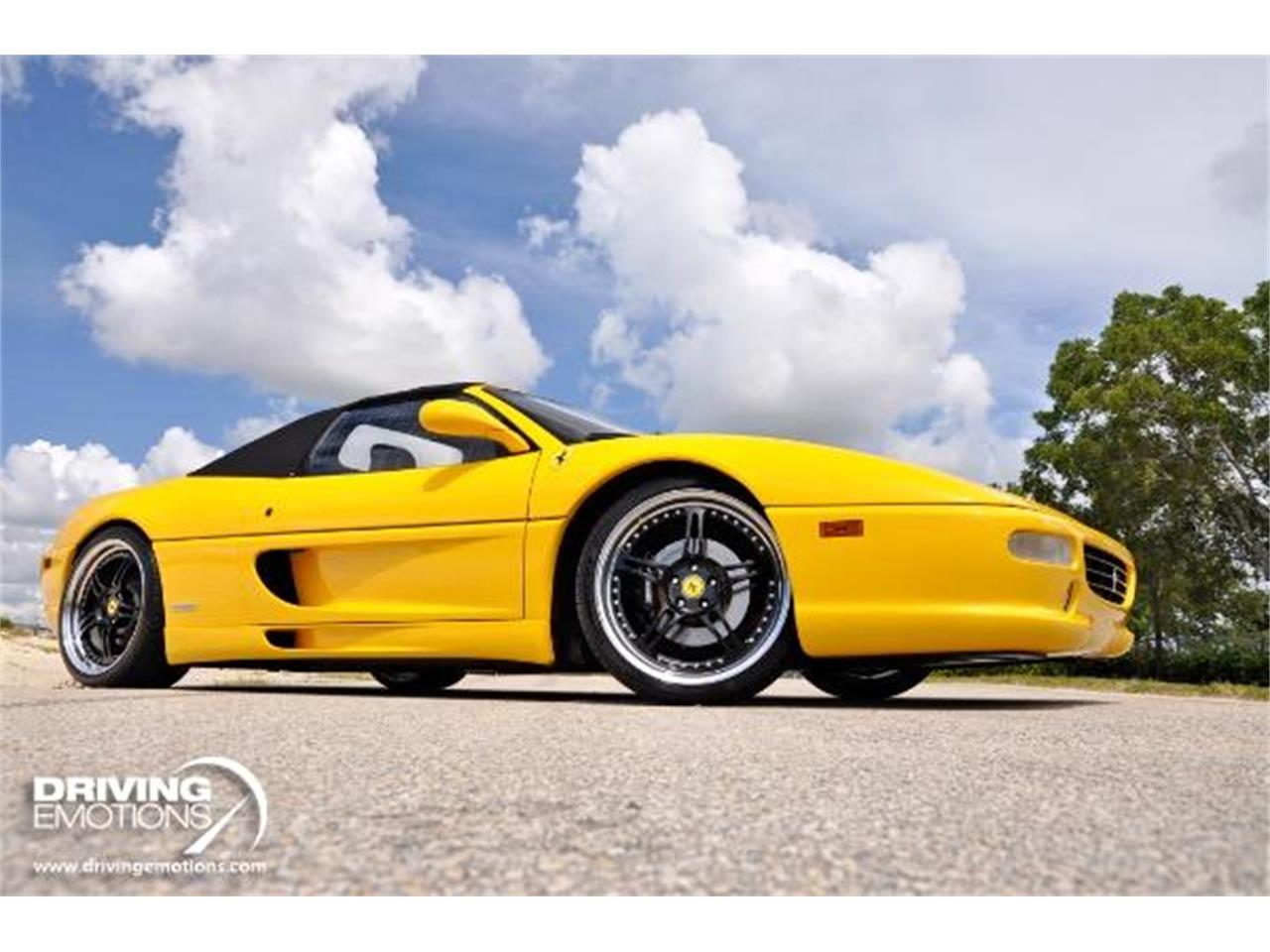 Large Picture of 1998 Ferrari F355 Spider located in West Palm Beach Florida - $89,900.00 Offered by Driving Emotions, LLC - QQM3