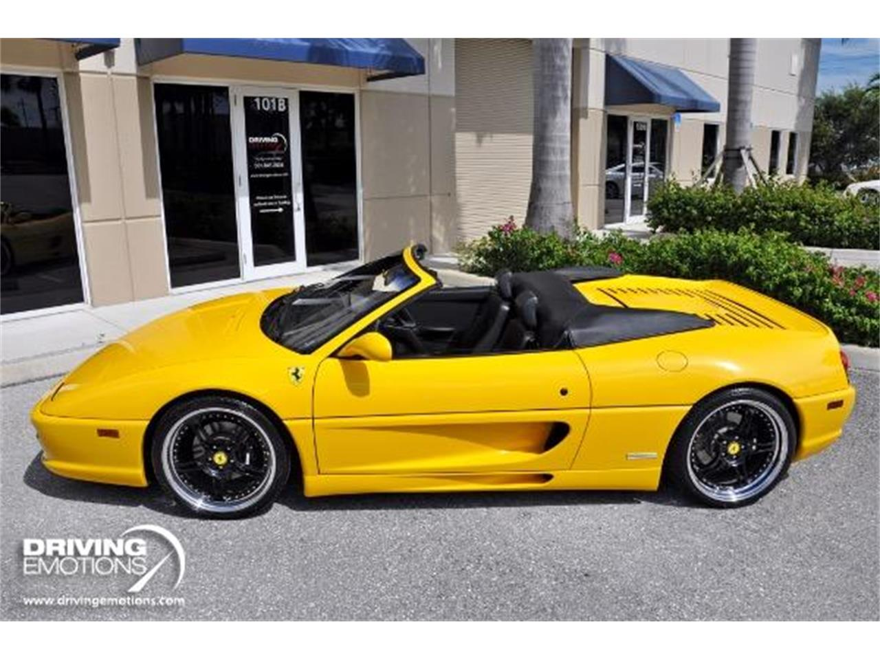 Large Picture of '98 F355 Spider located in Florida - $89,900.00 - QQM3