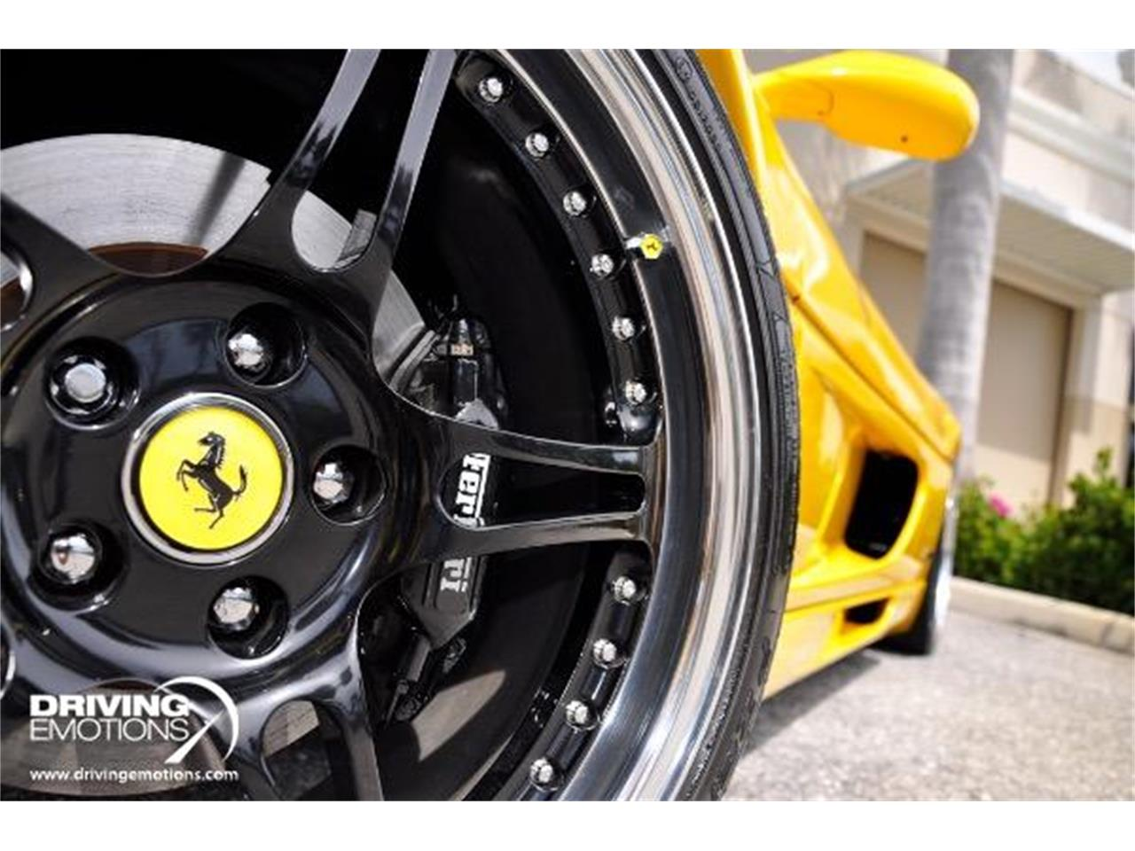 Large Picture of 1998 Ferrari F355 Spider - $89,900.00 Offered by Driving Emotions, LLC - QQM3