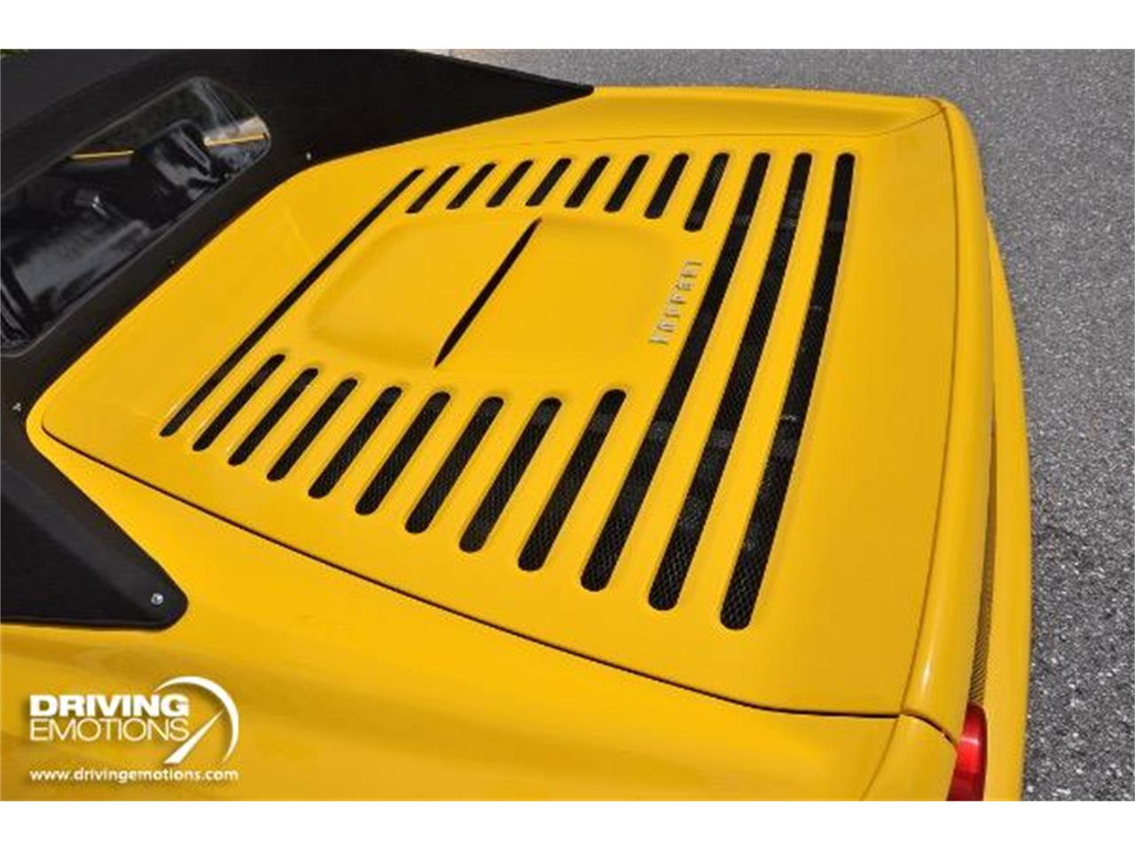 Large Picture of '98 Ferrari F355 Spider located in West Palm Beach Florida Offered by Driving Emotions, LLC - QQM3
