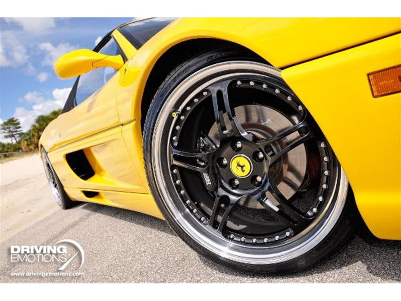 Large Picture of 1998 F355 Spider located in West Palm Beach Florida Offered by Driving Emotions, LLC - QQM3