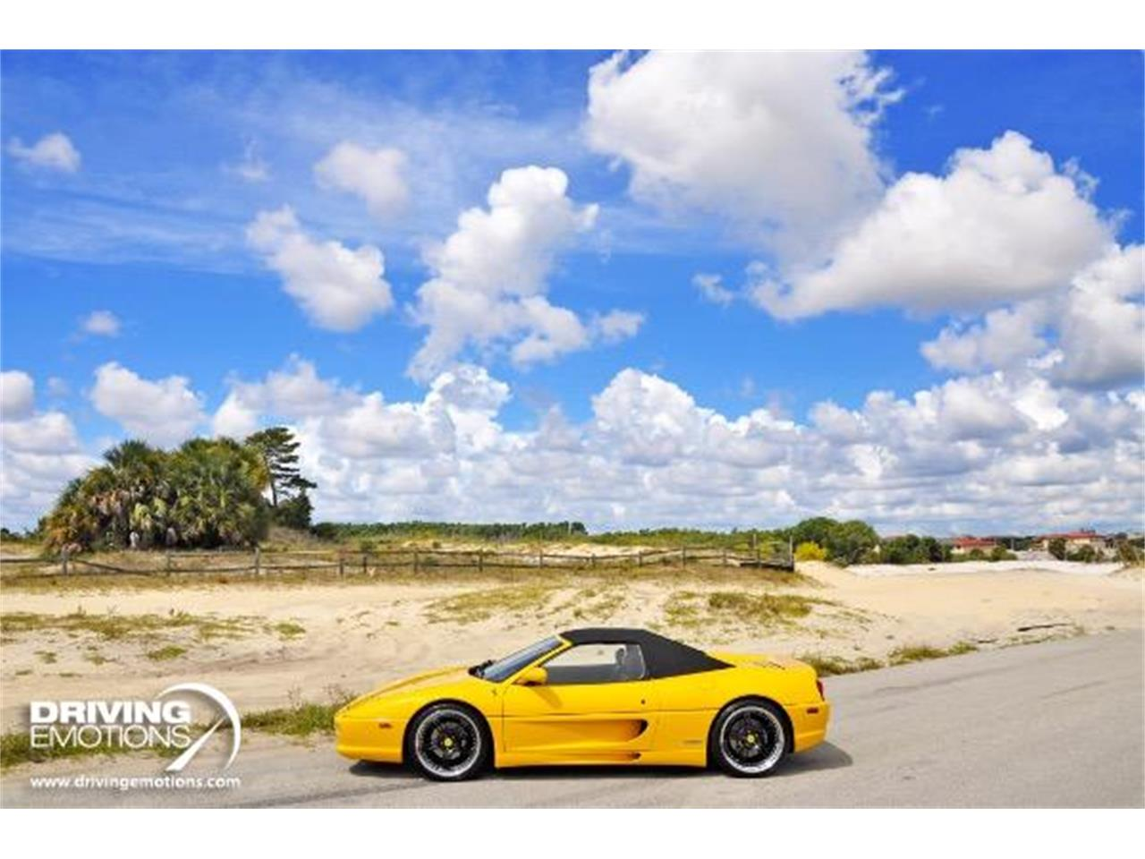 Large Picture of '98 F355 Spider located in Florida Offered by Driving Emotions, LLC - QQM3