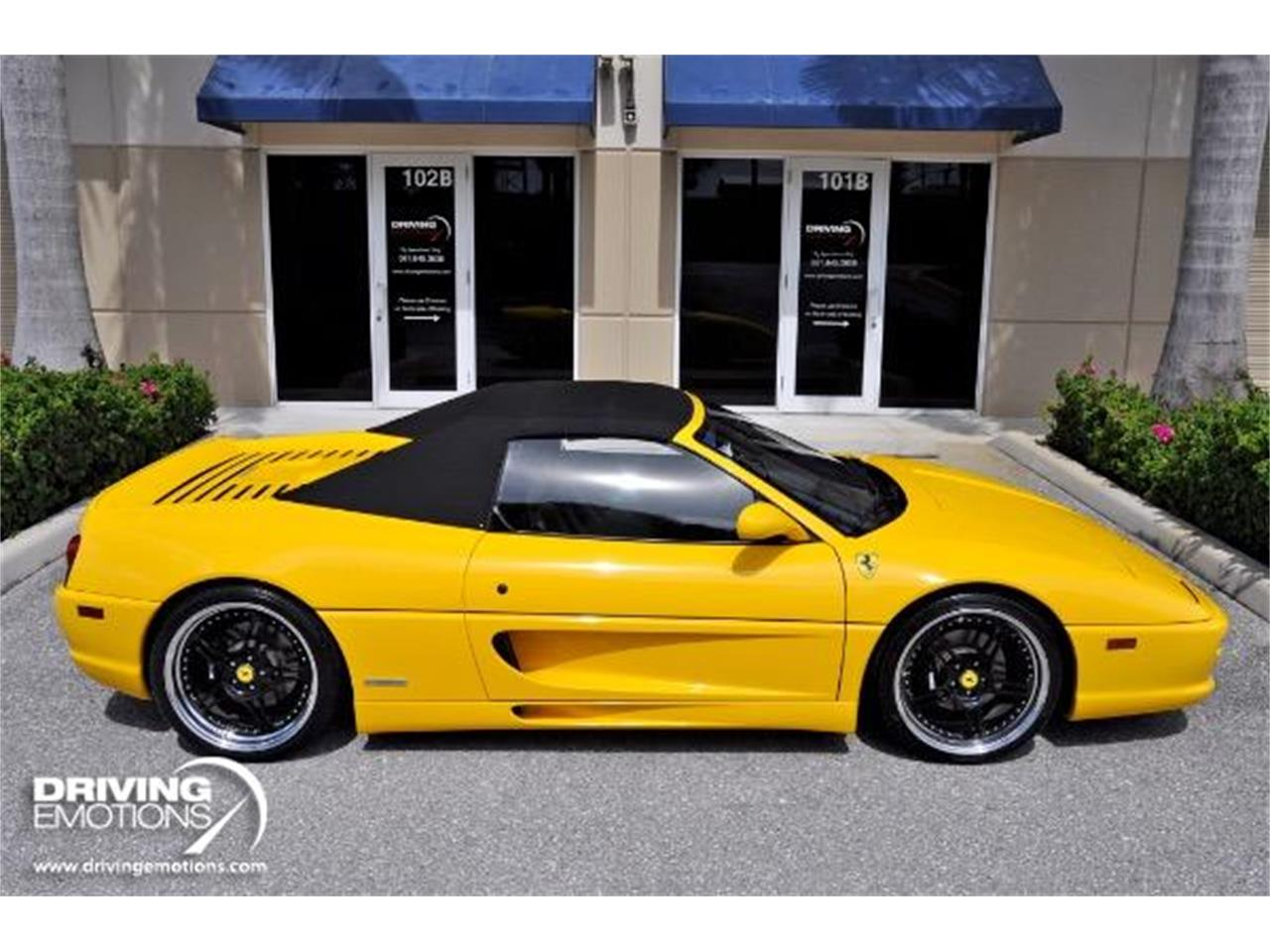 Large Picture of '98 F355 Spider - $89,900.00 Offered by Driving Emotions, LLC - QQM3