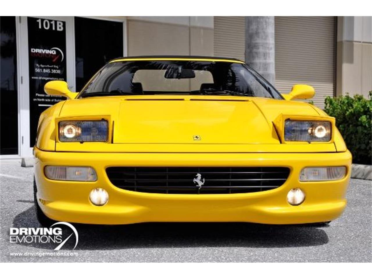 Large Picture of '98 Ferrari F355 Spider - $89,900.00 Offered by Driving Emotions, LLC - QQM3