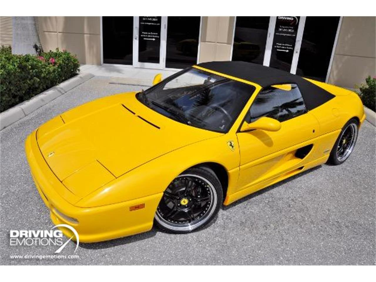 Large Picture of 1998 F355 Spider - $89,900.00 Offered by Driving Emotions, LLC - QQM3