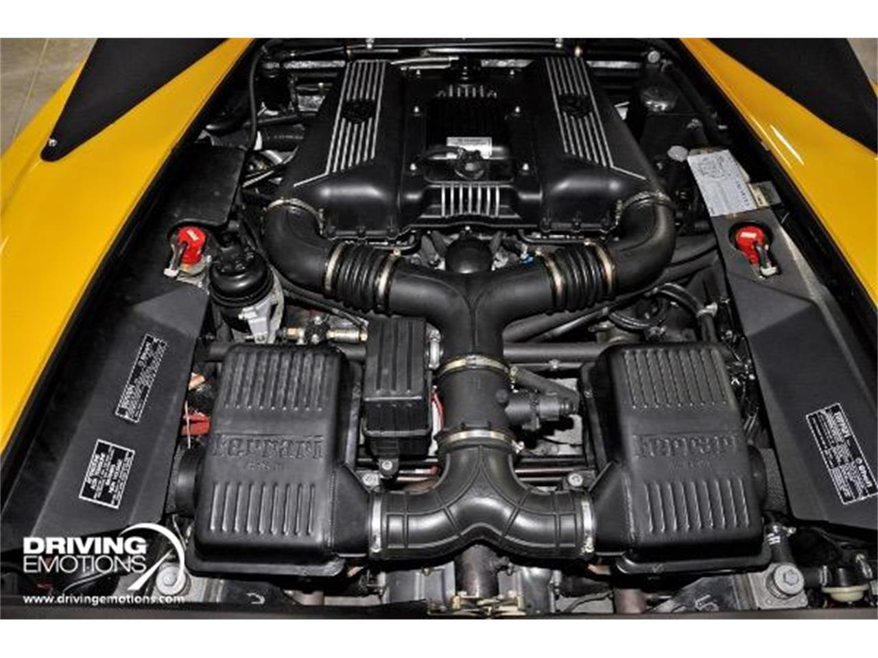 Large Picture of '98 F355 Spider located in West Palm Beach Florida - $89,900.00 - QQM3