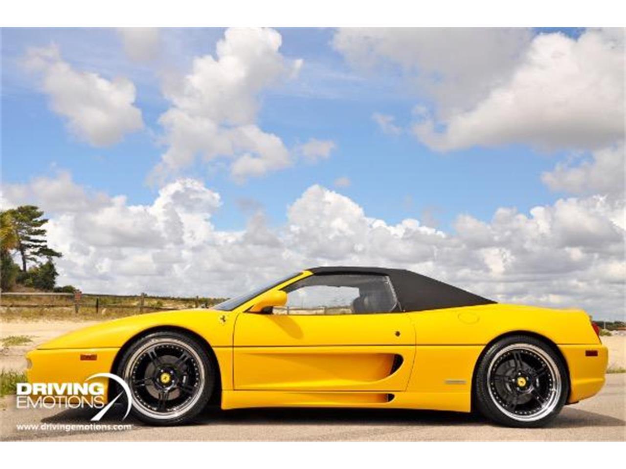 Large Picture of '98 Ferrari F355 Spider located in Florida - QQM3