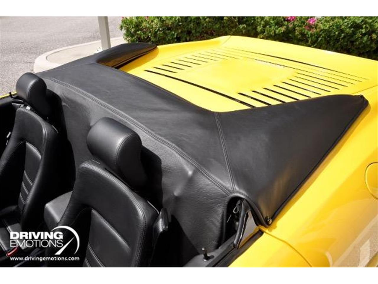 Large Picture of '98 Ferrari F355 Spider located in Florida Offered by Driving Emotions, LLC - QQM3