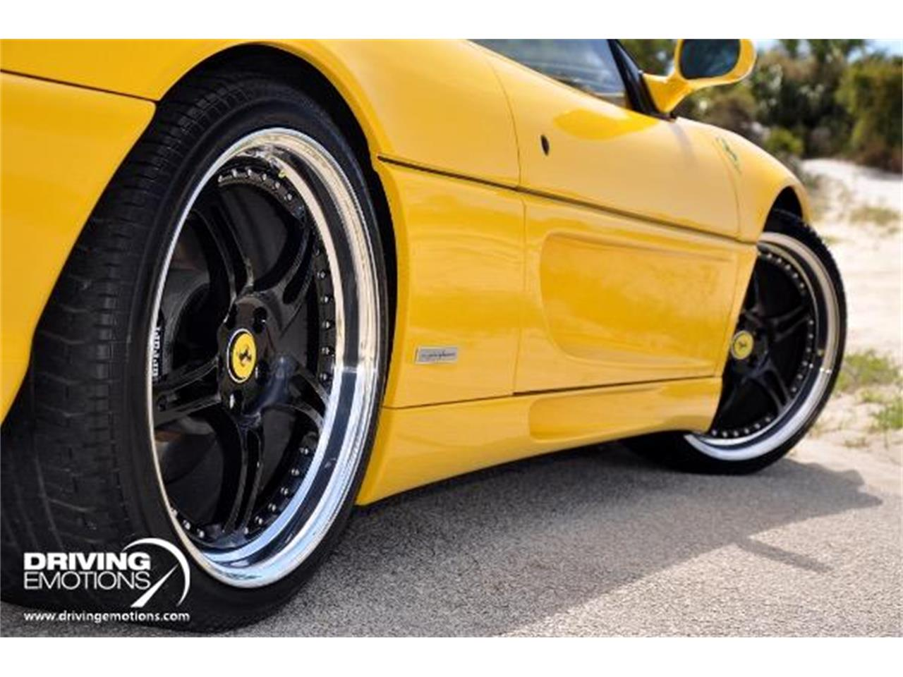 Large Picture of '98 F355 Spider located in Florida - $89,900.00 Offered by Driving Emotions, LLC - QQM3