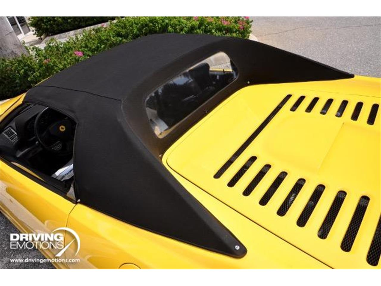 Large Picture of '98 F355 Spider located in West Palm Beach Florida Offered by Driving Emotions, LLC - QQM3