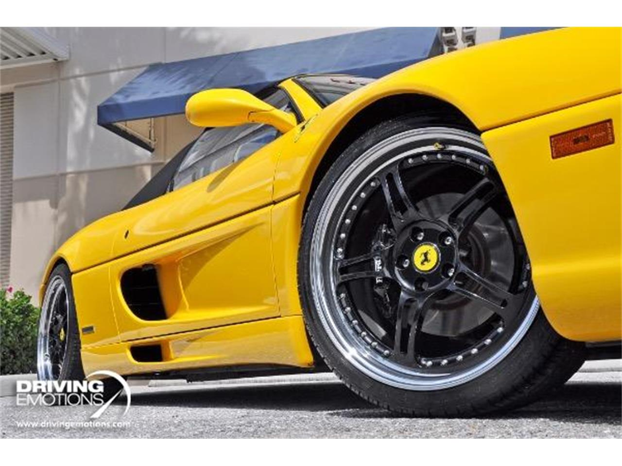 Large Picture of '98 F355 Spider - QQM3