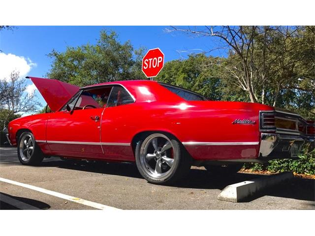 Picture of Classic 1967 Chevelle located in Georgia - $29,800.00 Offered by a Private Seller - QLDF