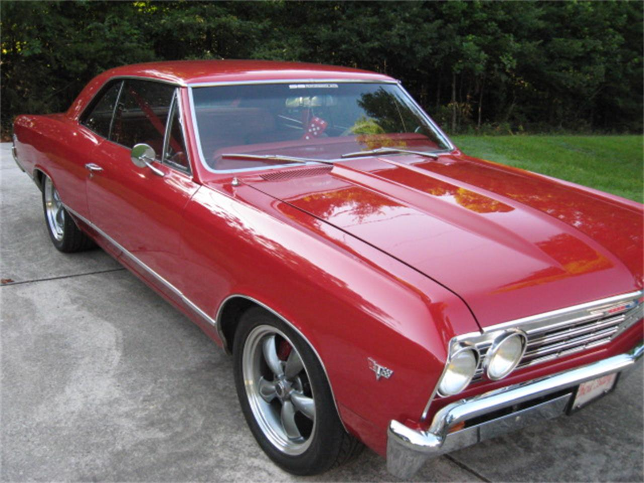 Large Picture of '67 Chevelle - QLDF