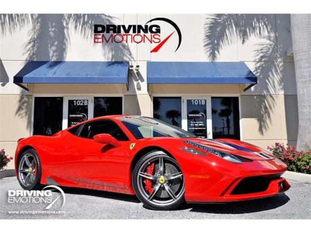 Picture of '15 Ferrari 458 - $398,800.00 Offered by  - QQM8
