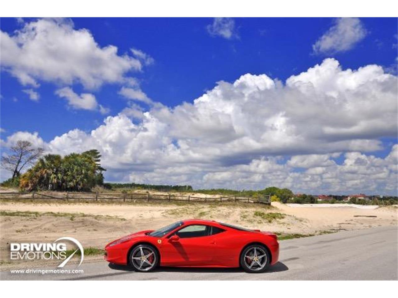 Large Picture of '15 Ferrari 458 located in Florida - QQMD