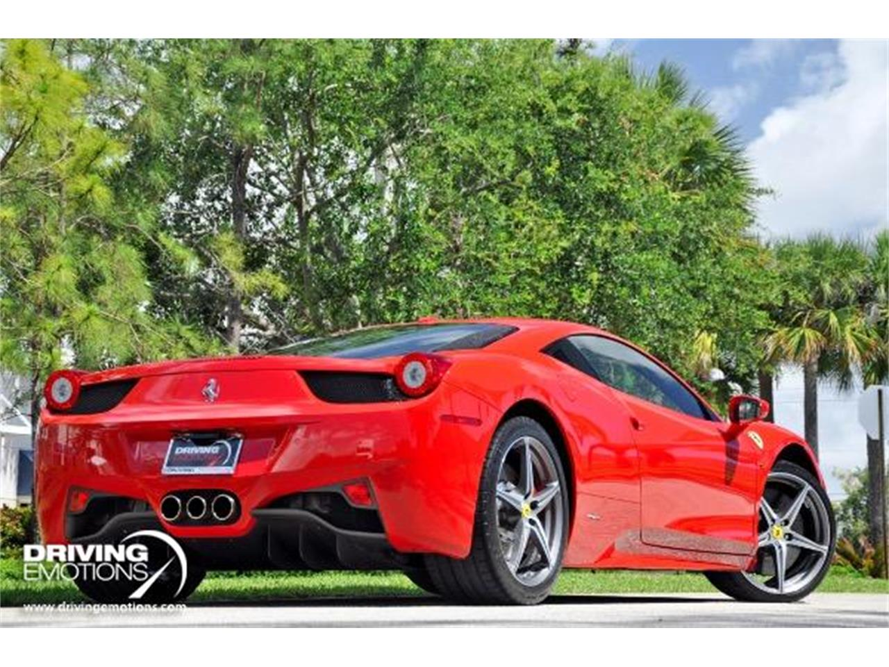 Large Picture of '15 Ferrari 458 - QQMD