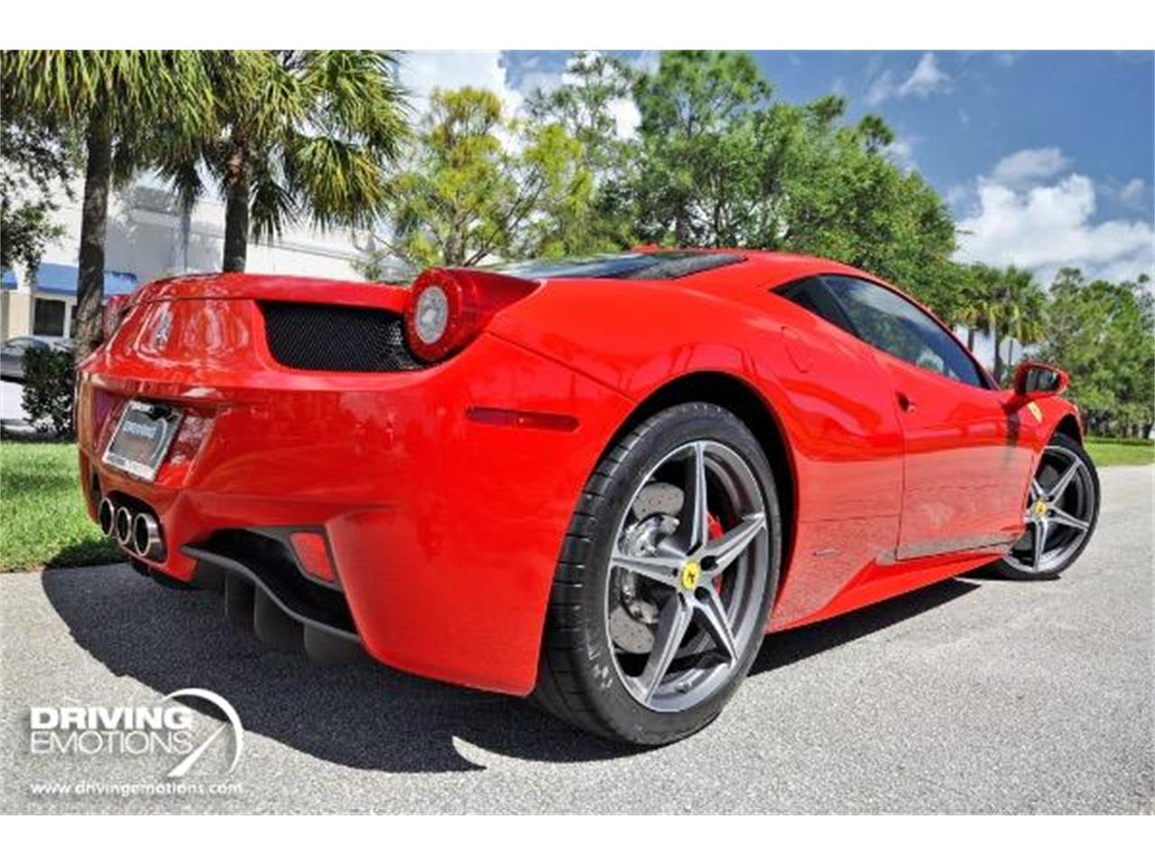 Large Picture of '15 Ferrari 458 located in Florida Offered by Driving Emotions, LLC - QQMD