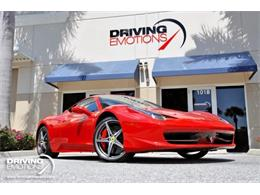 Picture of '15 Ferrari 458 located in West Palm Beach Florida Offered by Driving Emotions, LLC - QQMD