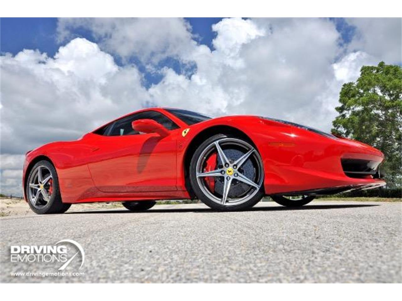 Large Picture of 2015 Ferrari 458 located in Florida Offered by Driving Emotions, LLC - QQMD