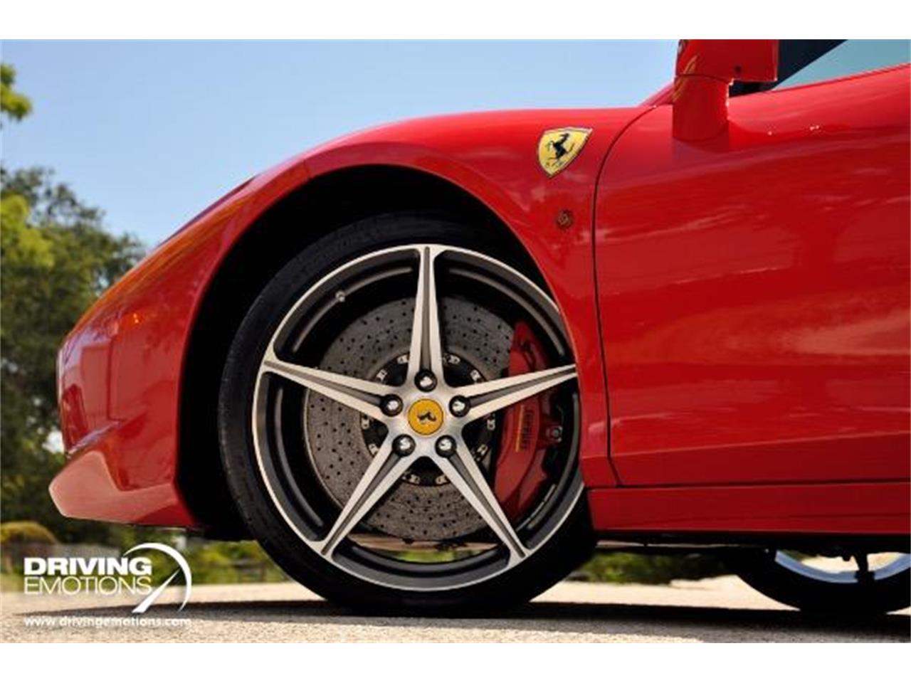 Large Picture of 2015 Ferrari 458 - $219,900.00 - QQMD