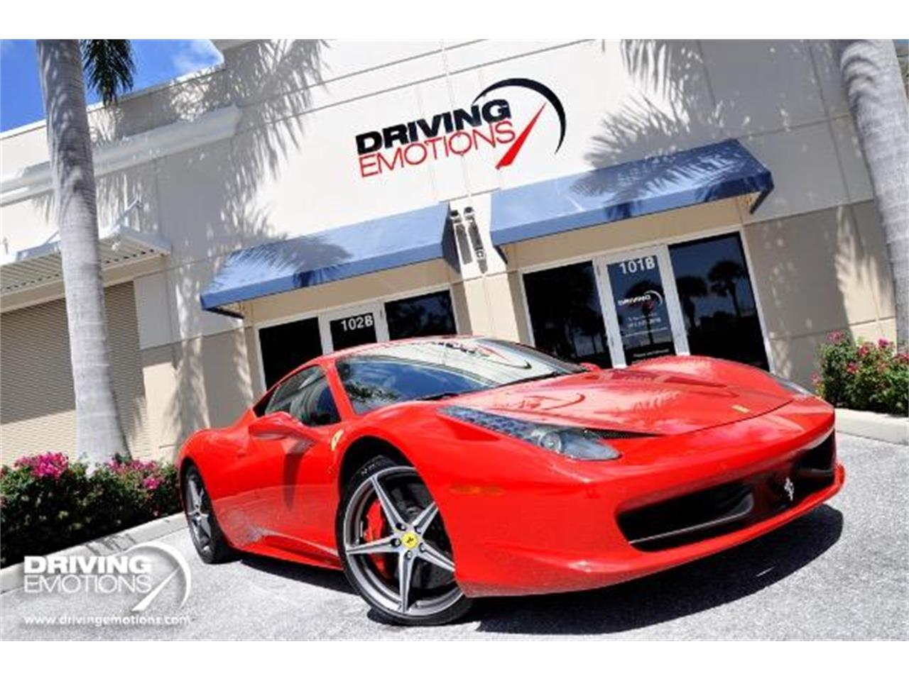 Large Picture of 2015 458 located in West Palm Beach Florida Offered by Driving Emotions, LLC - QQMD