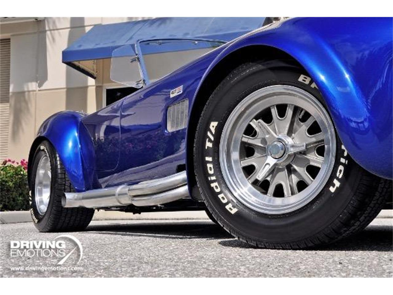 Large Picture of Classic '65 Superformance MKIII located in Florida - $79,900.00 Offered by Driving Emotions, LLC - QQMH