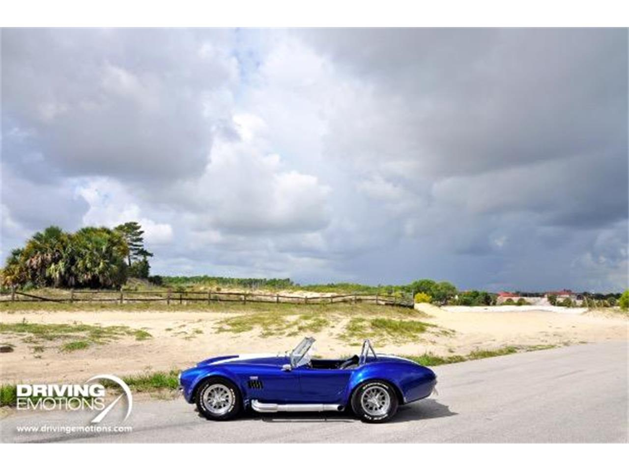 Large Picture of Classic 1965 Superformance MKIII located in West Palm Beach Florida Offered by Driving Emotions, LLC - QQMH