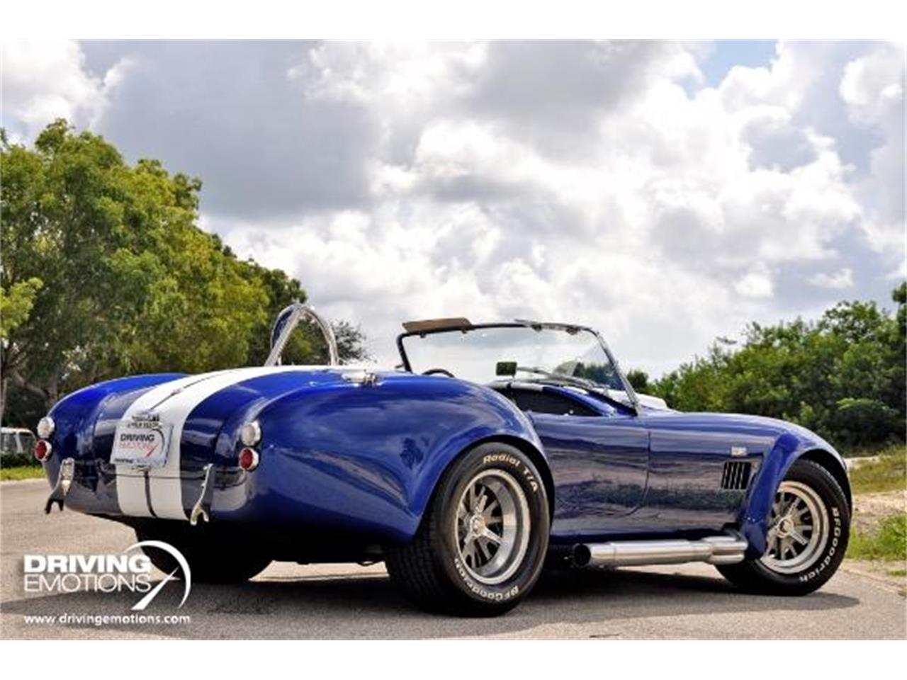Large Picture of Classic '65 MKIII located in West Palm Beach Florida Offered by Driving Emotions, LLC - QQMH