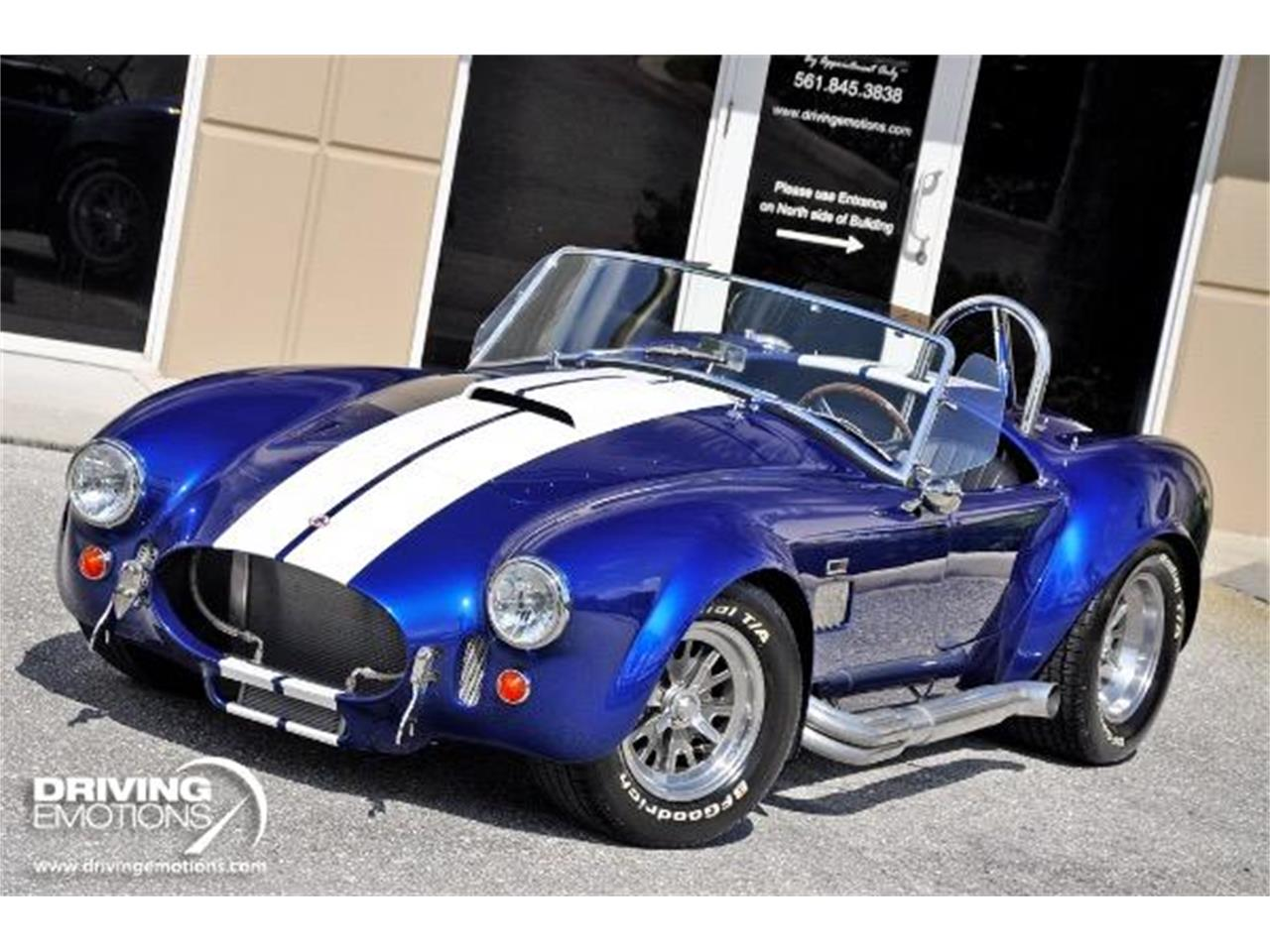 Large Picture of '65 Superformance MKIII located in West Palm Beach Florida Offered by Driving Emotions, LLC - QQMH
