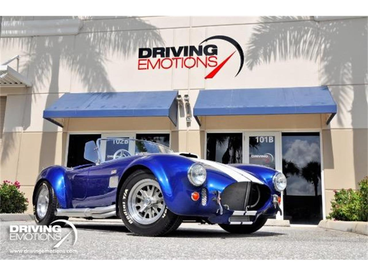 Large Picture of Classic 1965 MKIII located in West Palm Beach Florida Offered by Driving Emotions, LLC - QQMH