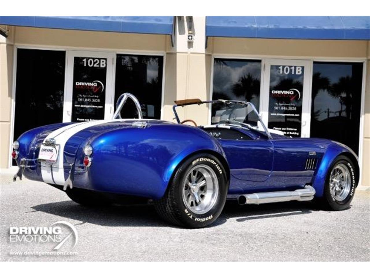 Large Picture of 1965 Superformance MKIII Offered by Driving Emotions, LLC - QQMH