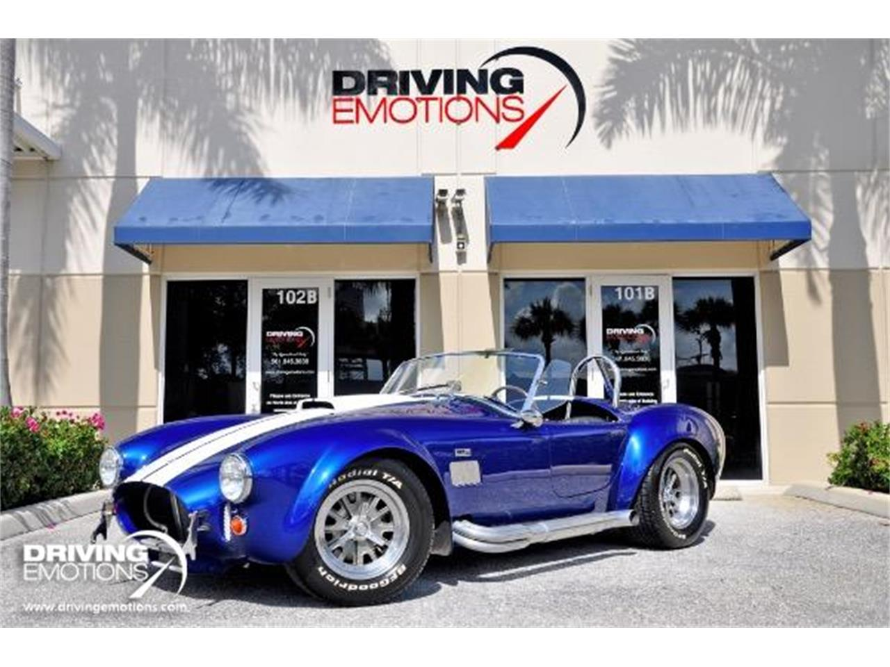 Large Picture of Classic '65 MKIII located in West Palm Beach Florida - QQMH