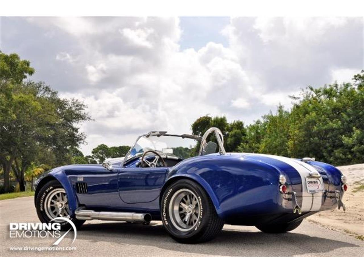 Large Picture of Classic '65 Superformance MKIII - QQMH