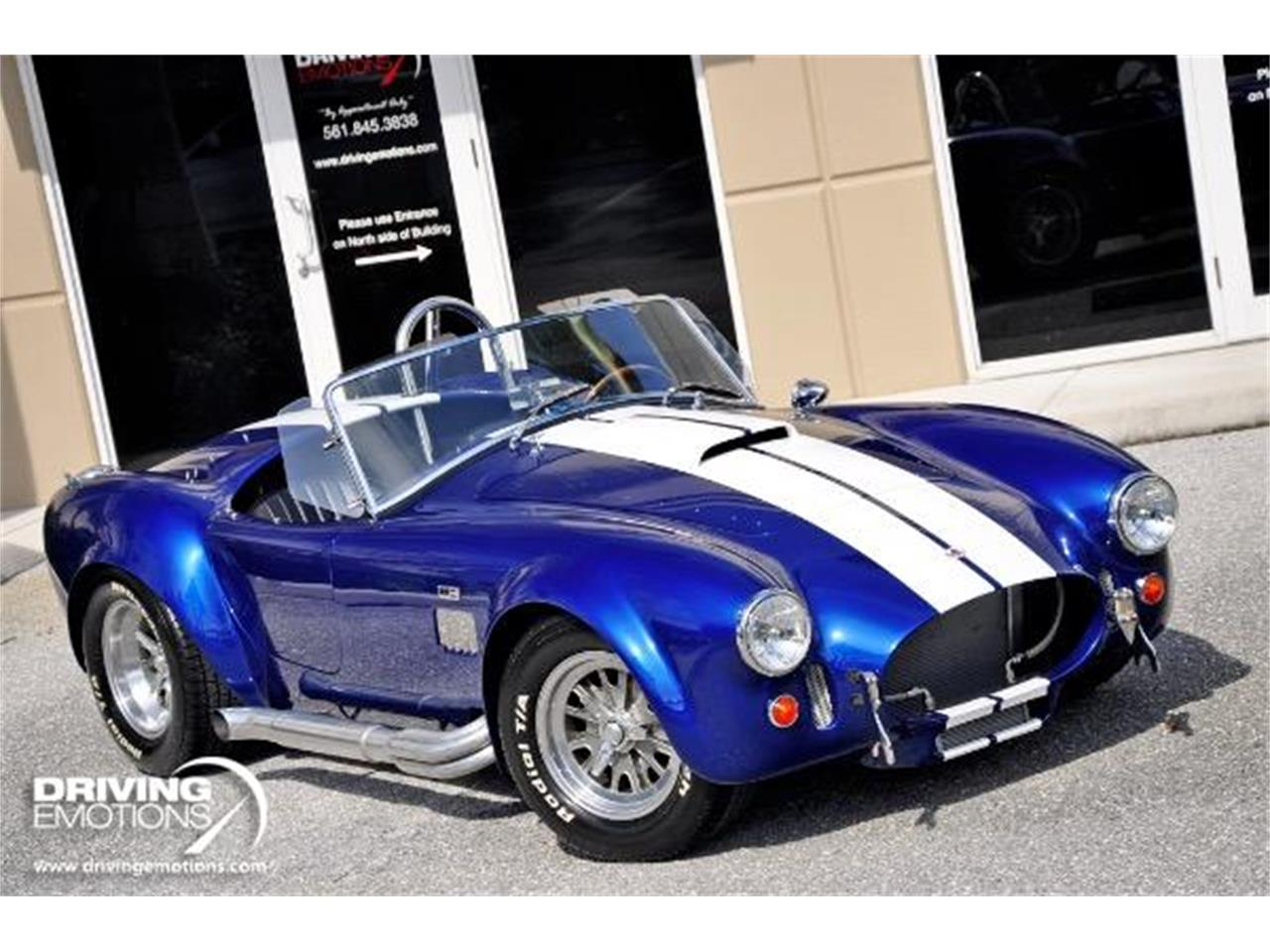 Large Picture of Classic '65 Superformance MKIII located in West Palm Beach Florida - $79,900.00 Offered by Driving Emotions, LLC - QQMH