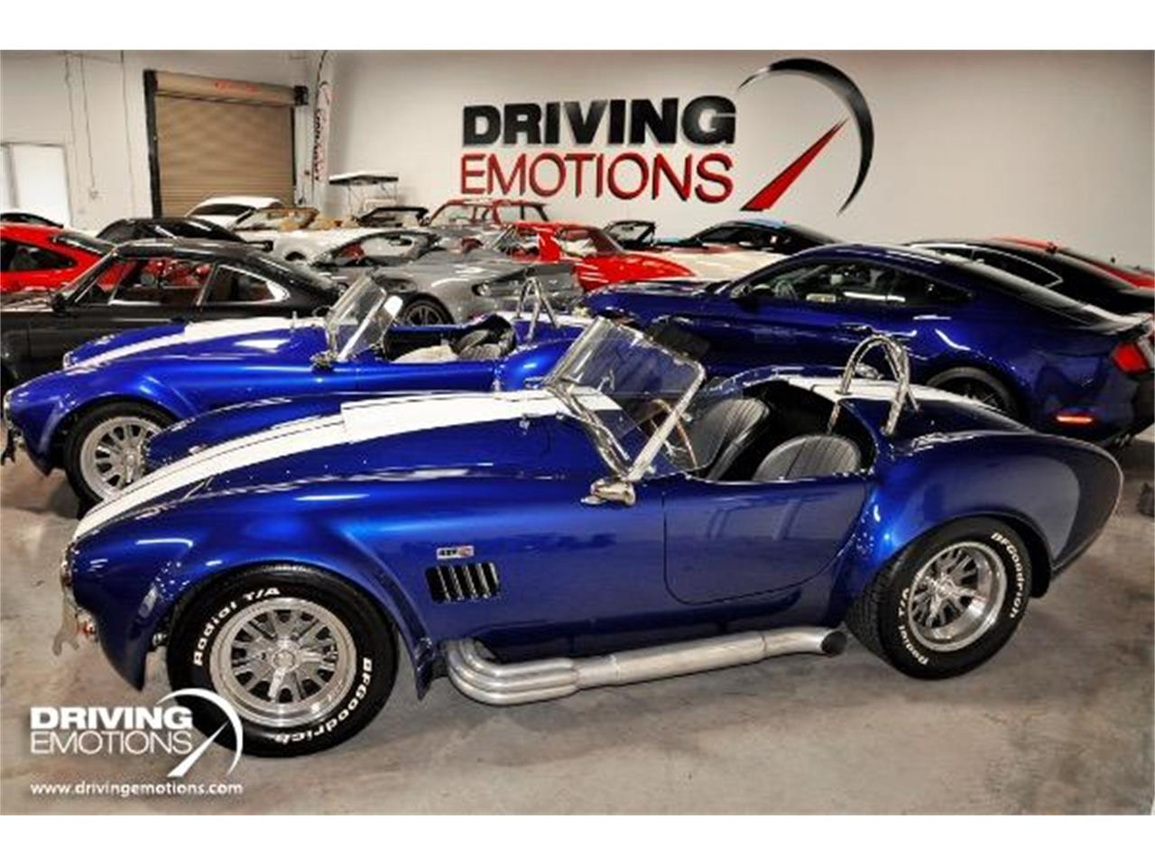 Large Picture of '65 Superformance MKIII located in Florida Offered by Driving Emotions, LLC - QQMH