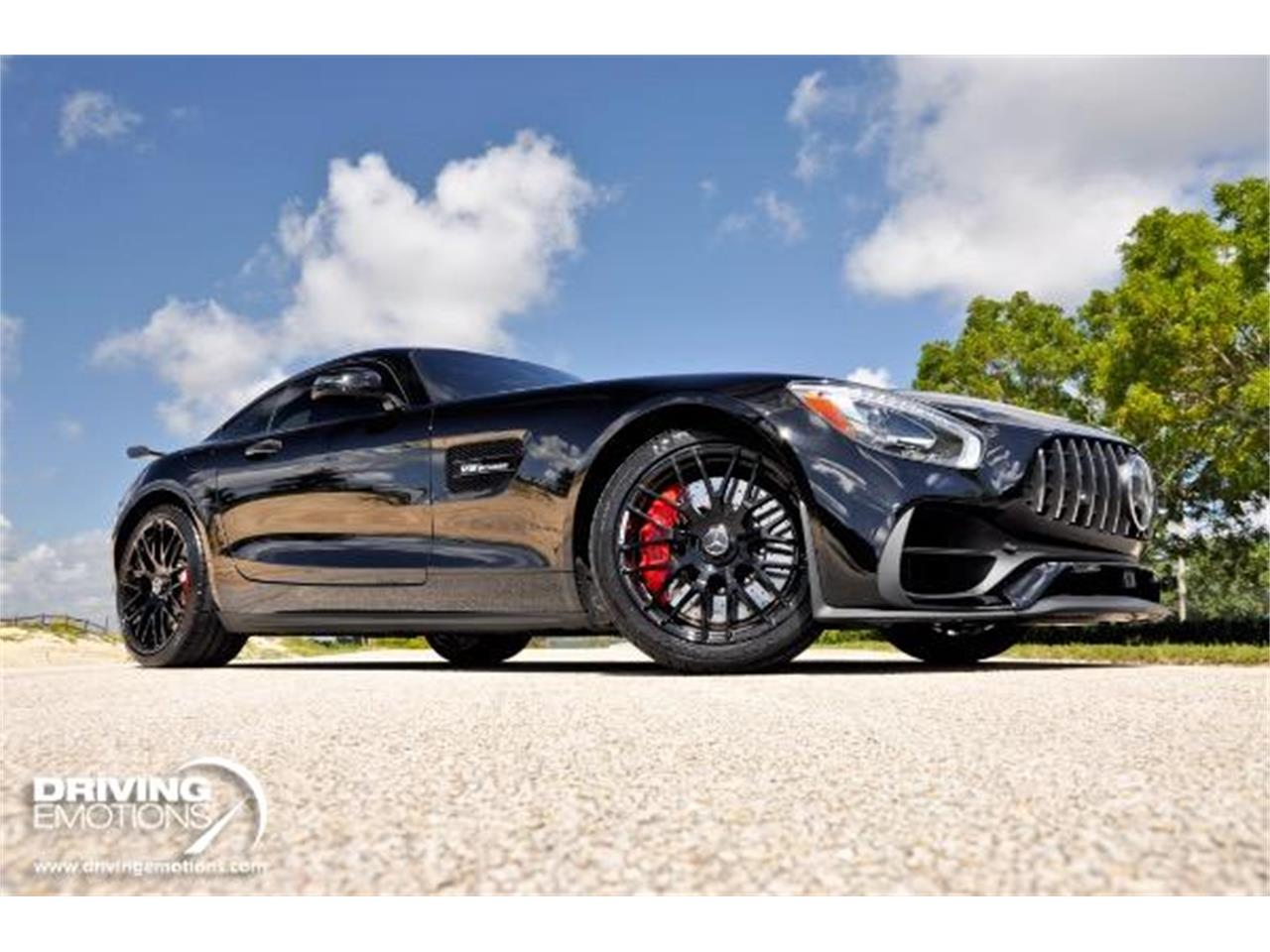 Large Picture of 2018 Mercedes-Benz AMG located in Florida - QQMI