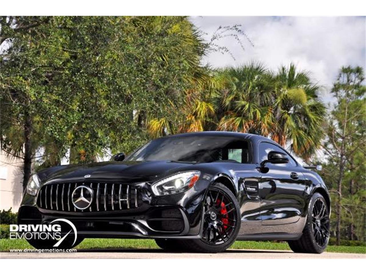 Large Picture of 2018 Mercedes-Benz AMG - $114,800.00 - QQMI