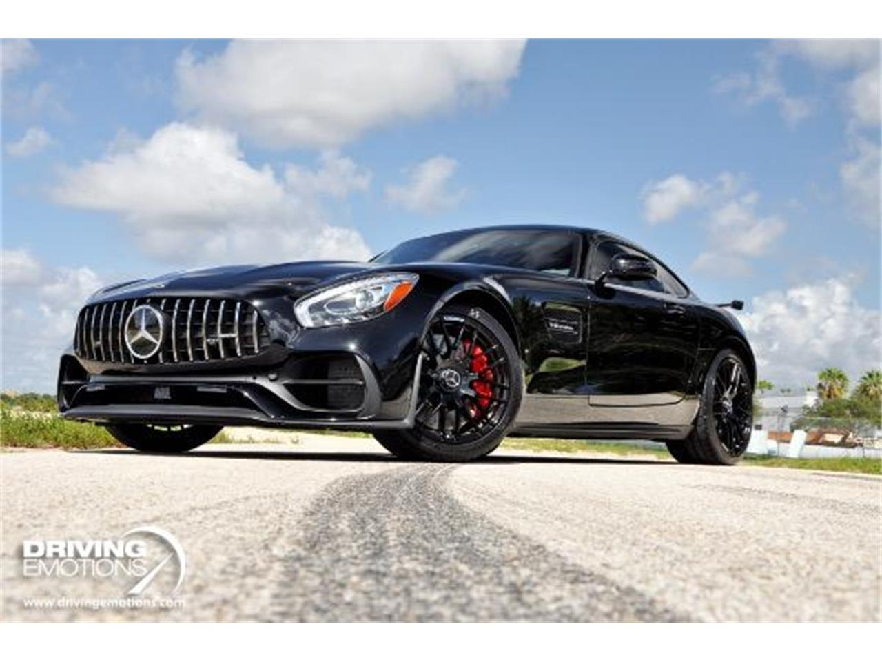 Large Picture of 2018 AMG located in Florida - $114,800.00 Offered by Driving Emotions, LLC - QQMI