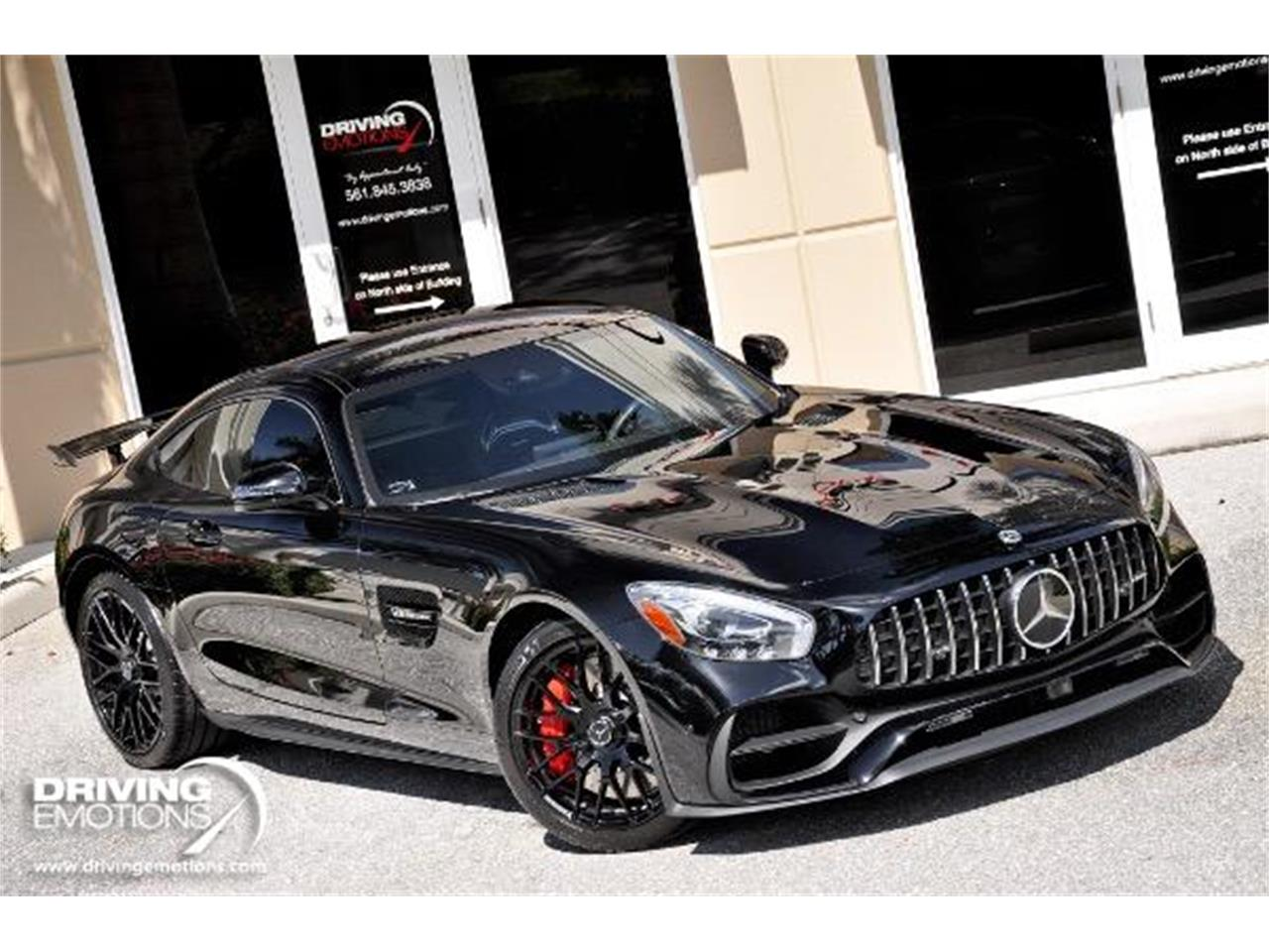 Large Picture of '18 AMG located in West Palm Beach Florida - QQMI