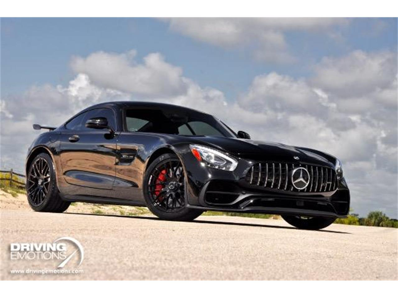 Large Picture of 2018 Mercedes-Benz AMG located in West Palm Beach Florida - QQMI