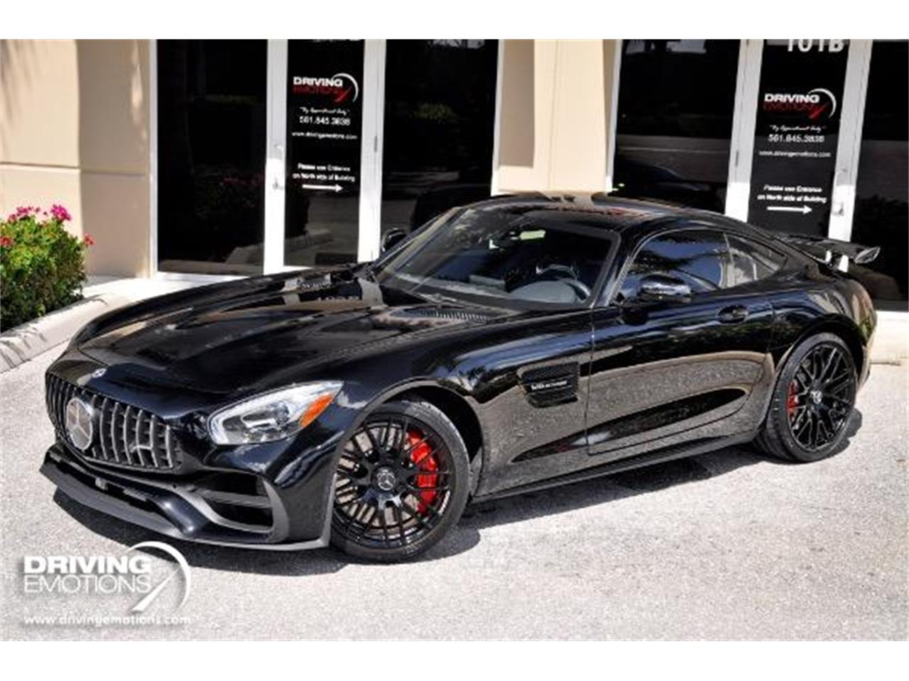 Large Picture of 2018 Mercedes-Benz AMG located in West Palm Beach Florida - $114,800.00 - QQMI