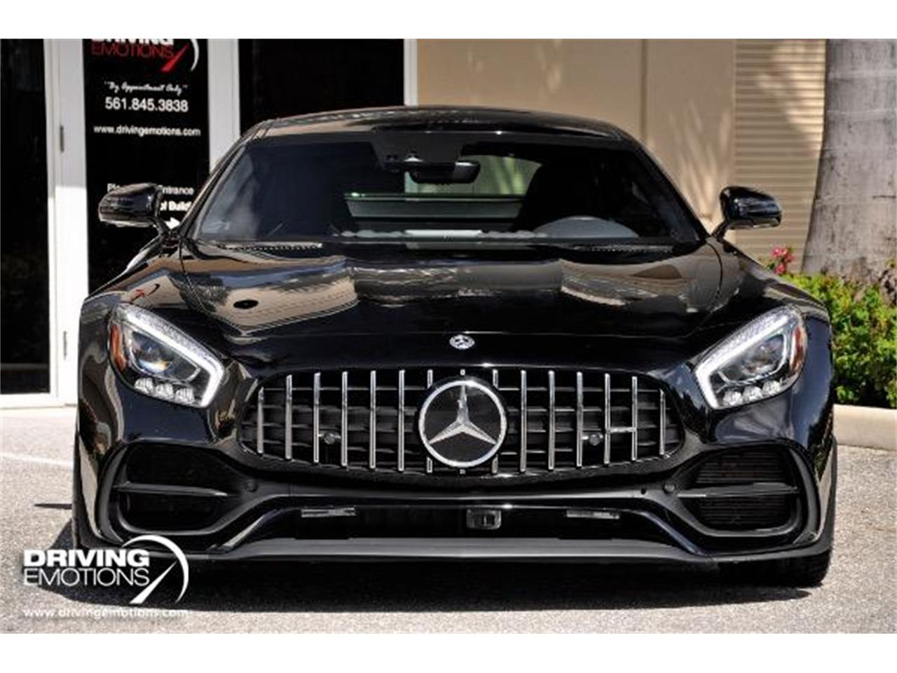 Large Picture of '18 AMG located in Florida Offered by Driving Emotions, LLC - QQMI