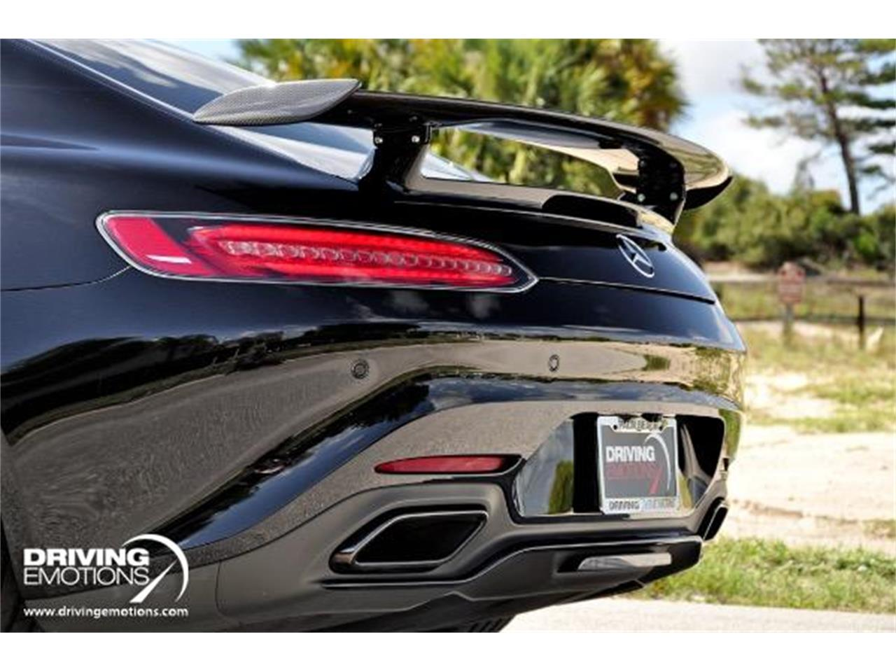 Large Picture of '18 AMG Offered by Driving Emotions, LLC - QQMI