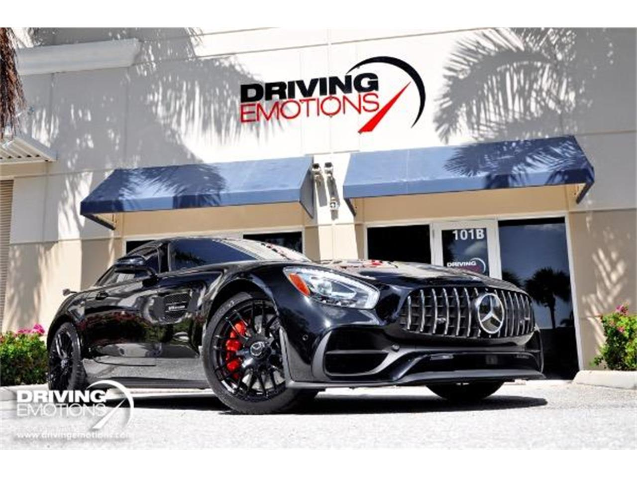Large Picture of '18 Mercedes-Benz AMG located in West Palm Beach Florida - QQMI